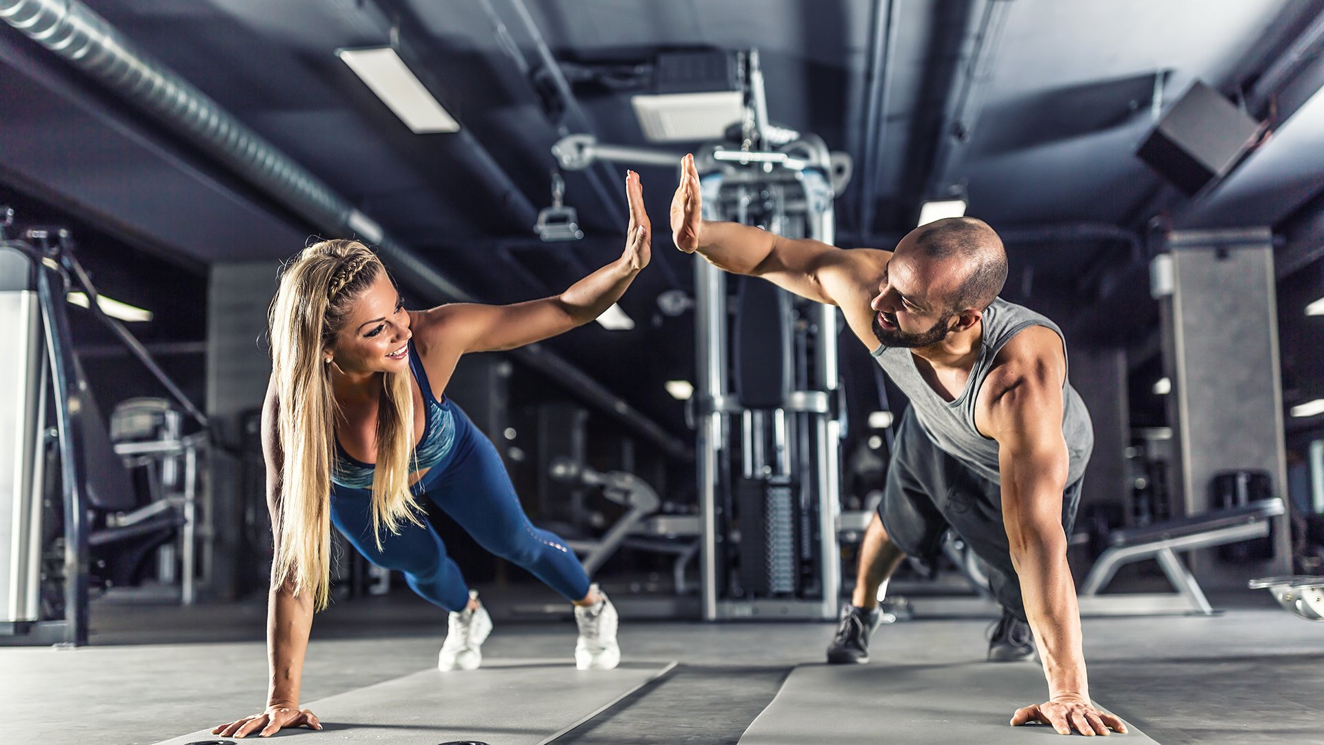 Was bedeutet Fitness-Training im WORKOUT – Fitness & Wellness?